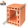 Block for ventilation channels